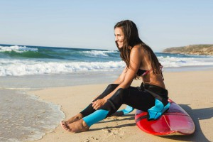 Girls only surf and yoga retreat in Portugal