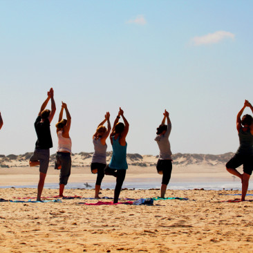 Surf and Yoga Retreat at Maximum
