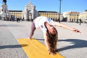 Guerilla Yoga