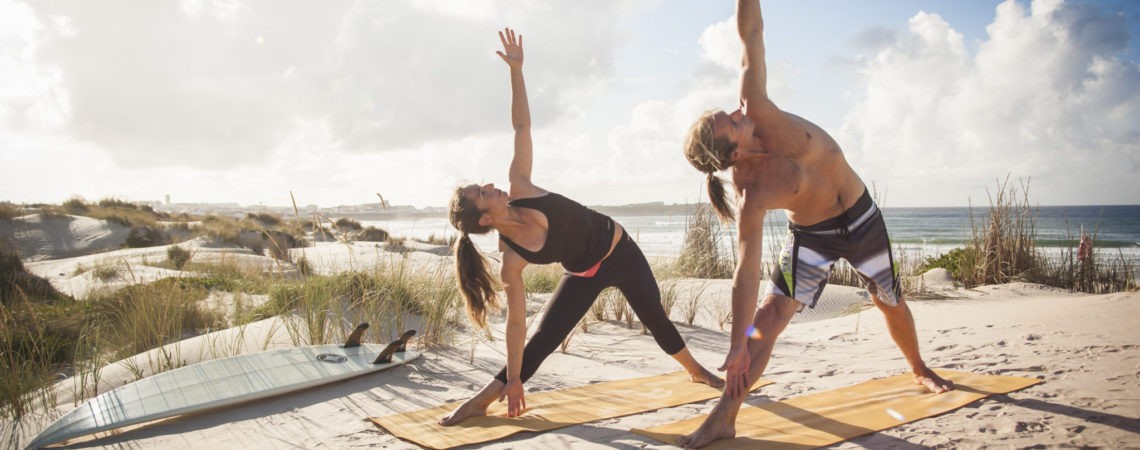 Surf und Yoga Retreat mit Apura Yoga