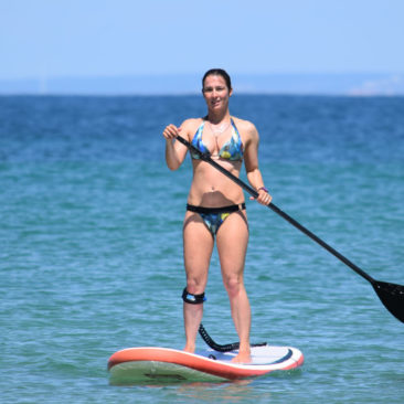 Surf SUP and Yoga- For Ocean Lovers