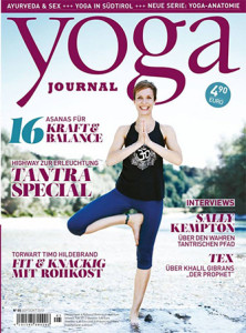 Yoga journal cover 2